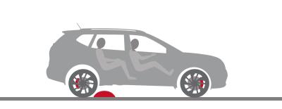 Performa Fear No Bumb Nissan X-Trail