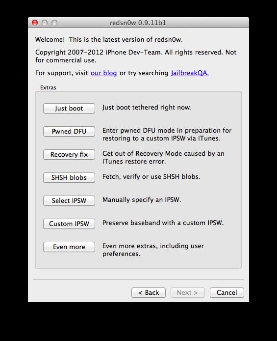 Redsn0w (software) | icloud hack bypass.