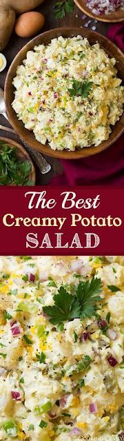 Classic Creamy Potato Salad