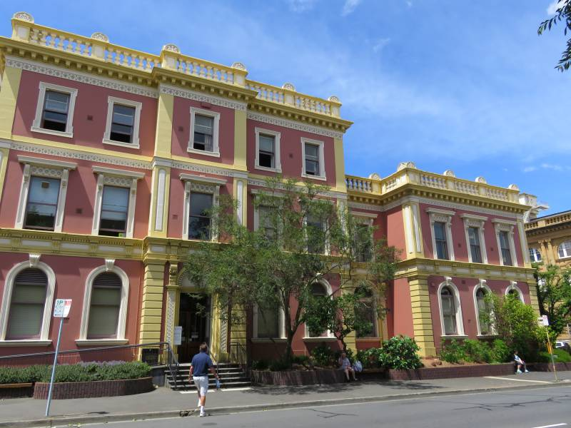 Heritage building, Launceston