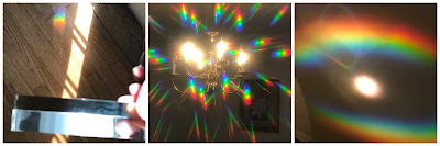 Rainbow Science, Diffraction