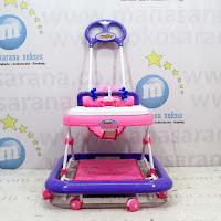 baby walker family car melody