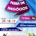 Feira de Negócios será realizada em Piritiba-BA