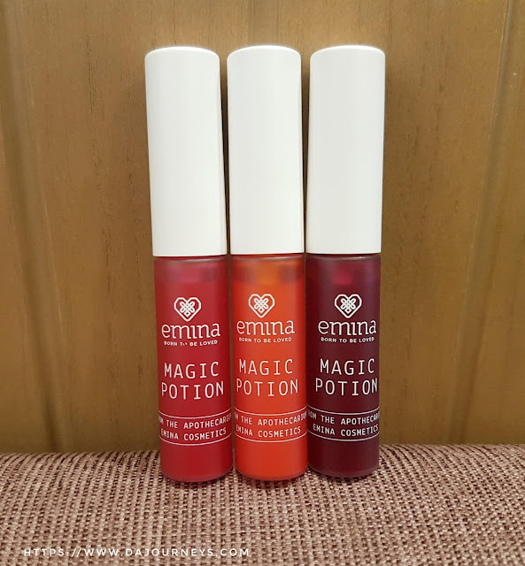 [Review] Emina Magic Potion Lip Tint
