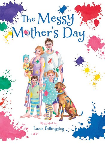 Kids' Book Review: Review: The Messy Mother's Day