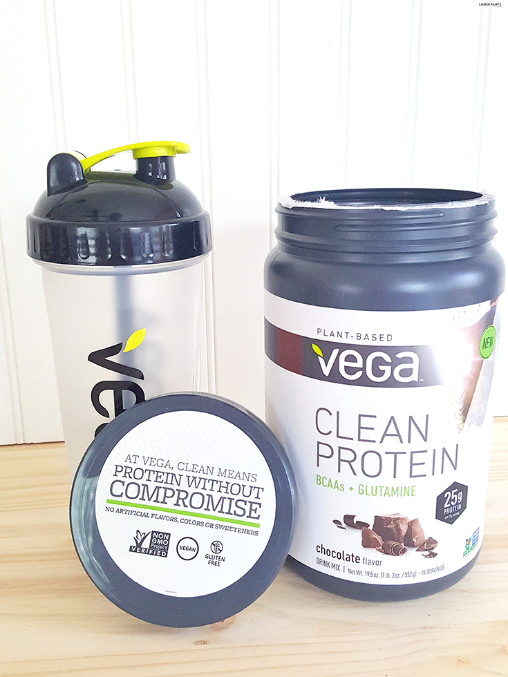 Trying to lead a healthier life? Keeping healthy is easy with Vega Clean Protein and Vega Clean Energy!