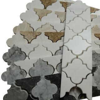 Stone Mosaic Border Tile