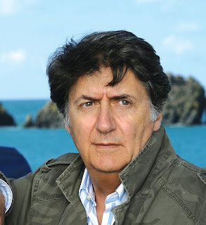 Tom Conti looking worried. Maybe he's heard about me.