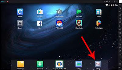 Cara menggunakan Nox App Player