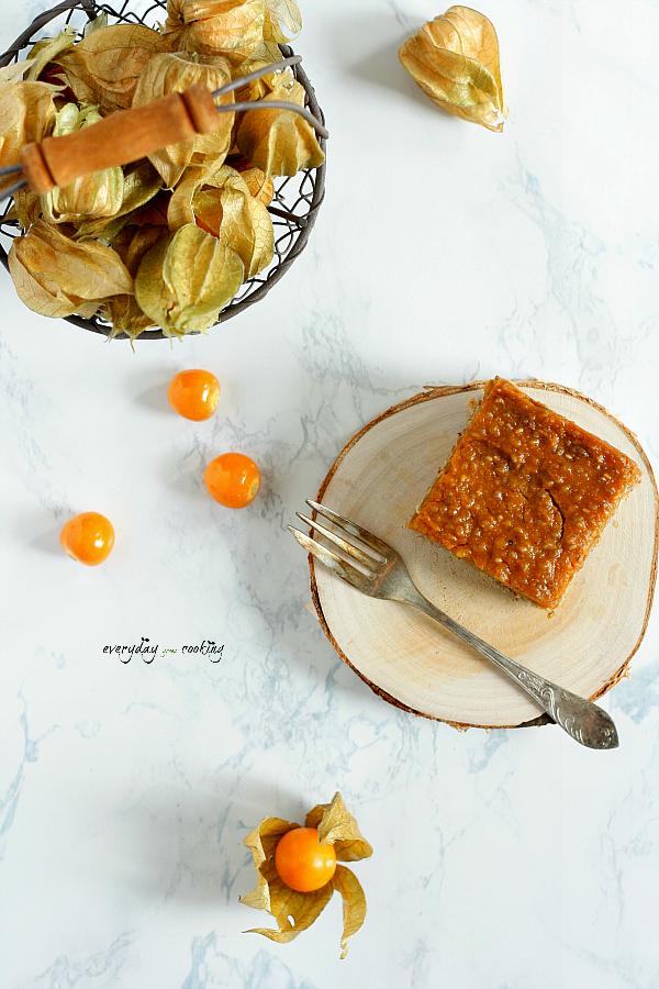 Pumpkin pie w zdrowszej wersji