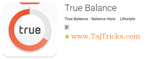Truebalance App refer and earn unlimited