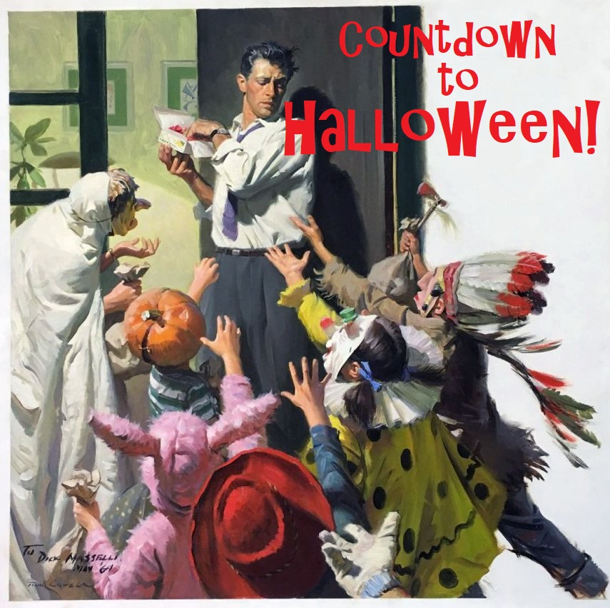 Countdown to Halloween 2017!
