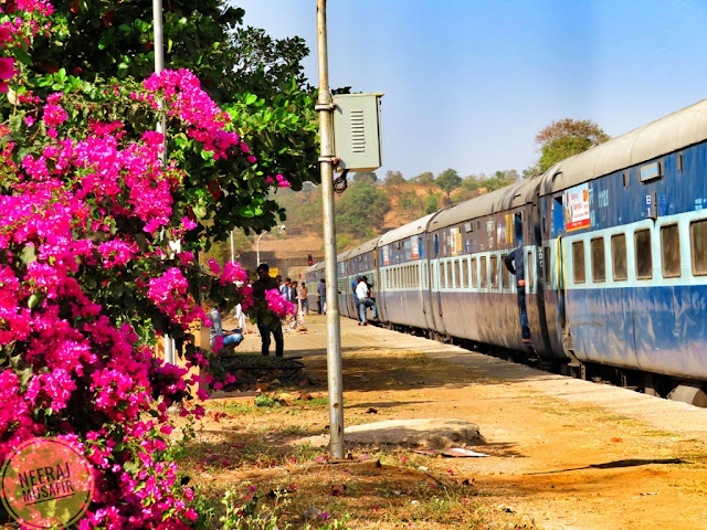 Konkan Railway Journey