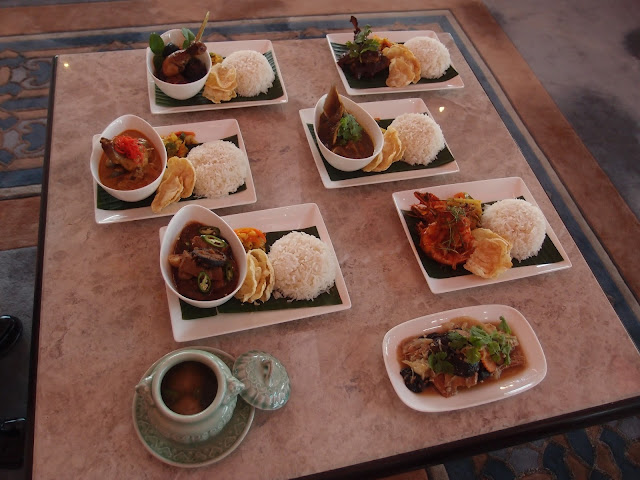 peranakan dishes by Philip Chia