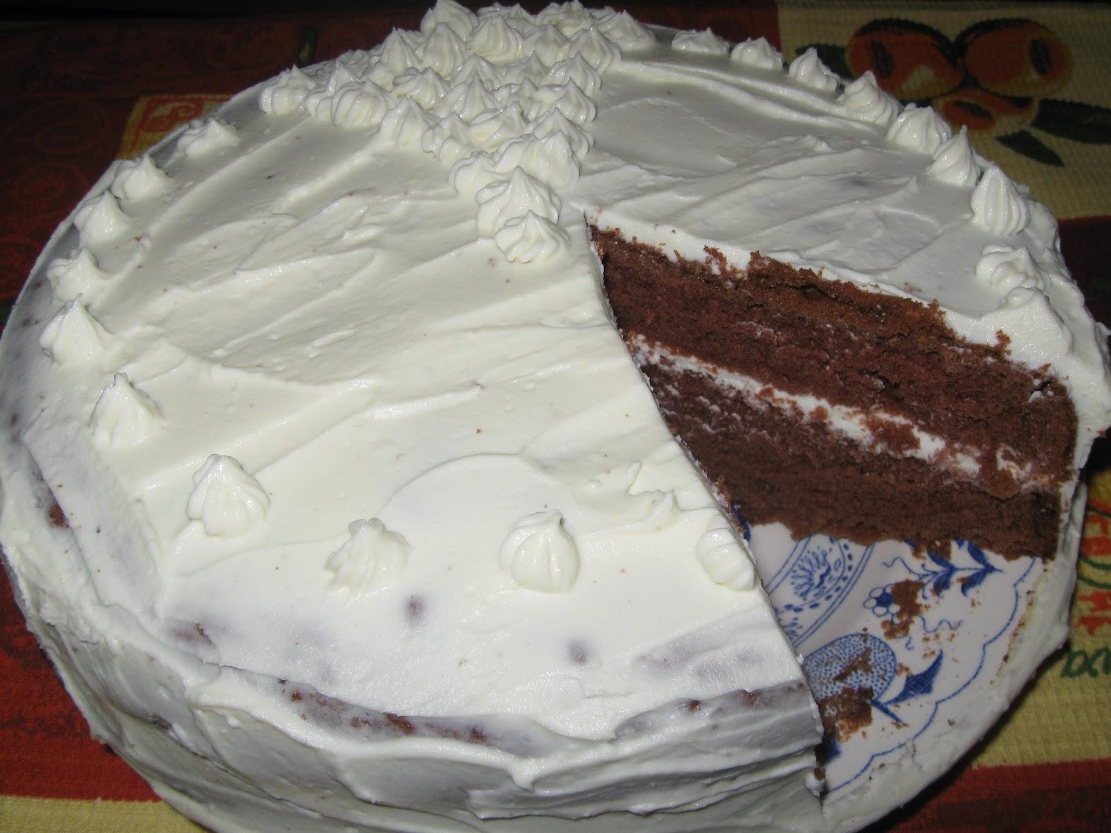 страсть демона рецепт торт