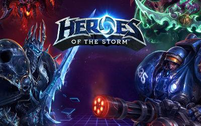 Heroes of the Storm - Jeu MOBA en Ligne