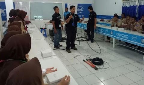 SMKN 1 Pemalang dan Biznet Adakan Workshop Teknologi Jaringan Untuk Siswa