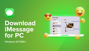 iMessage for PC Windows 10/7/8 Laptop (Official) Download