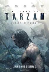 A Lenda de Tarzan Dublado HD