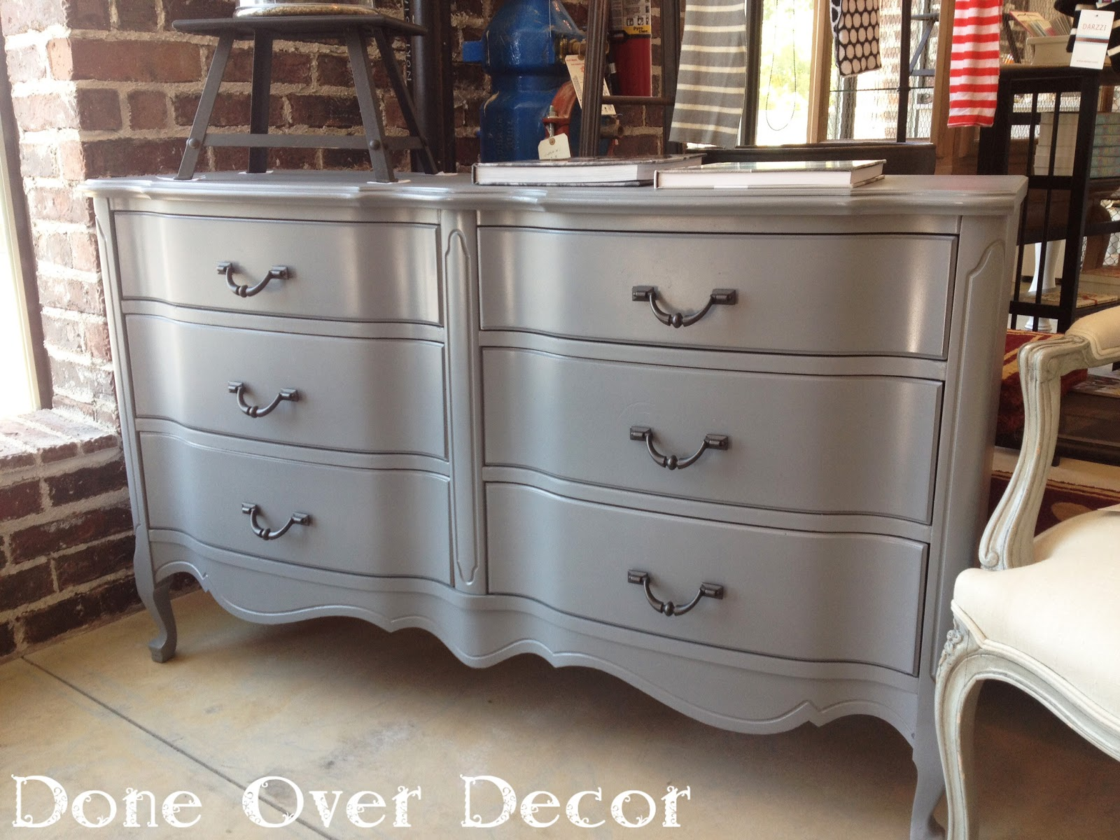 A Painted Nest For Sale Gray Dresser And Maison