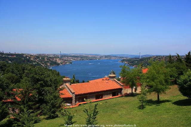 Cemile Sultan Korusu, Bosphorus, Istanbul