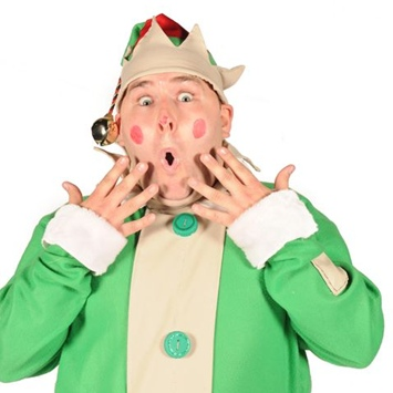 A guide to the best pantomimes in the North East 2016 - Santa's Naughty little elf at South Shield's Custom's House