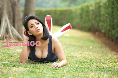Foto Skandal Chacy Luna Callista Model Majalah Dewasa