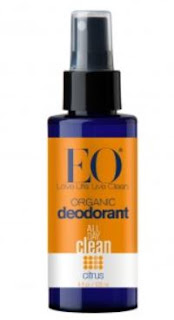 Green Beauty Summer Hacks at New York For Beginners: EO is an organic and natural deodorant that works in the summer