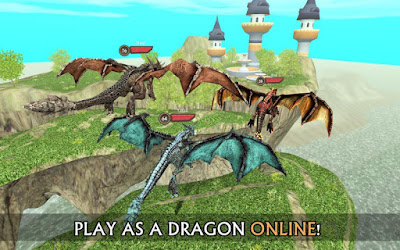 Dragon Sim Online Be a Dragon