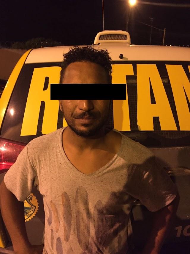 ROTAM prende homem por homicidio em Colombo