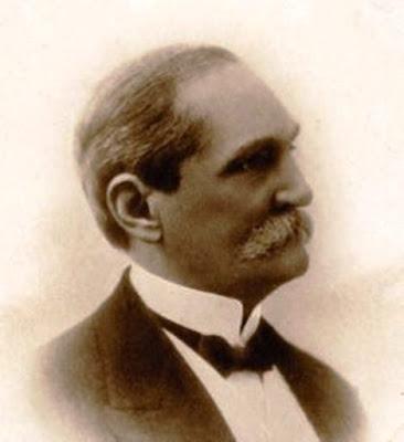 Don Tomás Estrada Palma, primer presidente de la república de Cuba