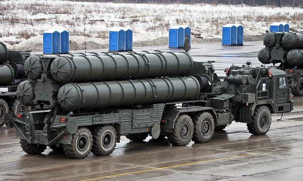 Sistem rudal S-400 Triumph