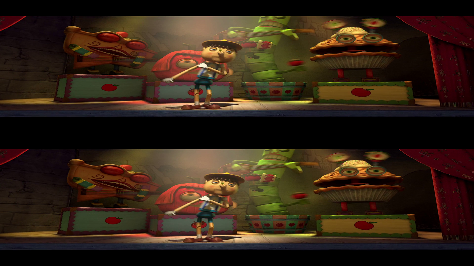 Saga Shrek Full HD 3D HOU 20GB Lat/Eng 5.1 ROLLER - Identi