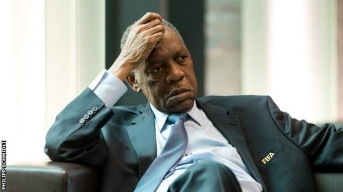 Caf president Issa Hayatou referred to Egyptian prosecutors