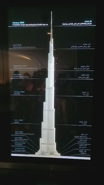 At the Top, Gedung Tertinggi di Dunia, Burj Khalifa