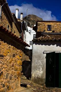 Visitar Peña García Calles Estrechas