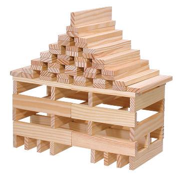 kapla les c l bres et d sormais classiques planchettes en bois qui permettent der aliser. Black Bedroom Furniture Sets. Home Design Ideas