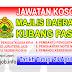Job Vacancy at MDKP - Majlis Daerah Kubang Pasu