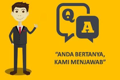 Tanya Jawab Cug Telkomsel