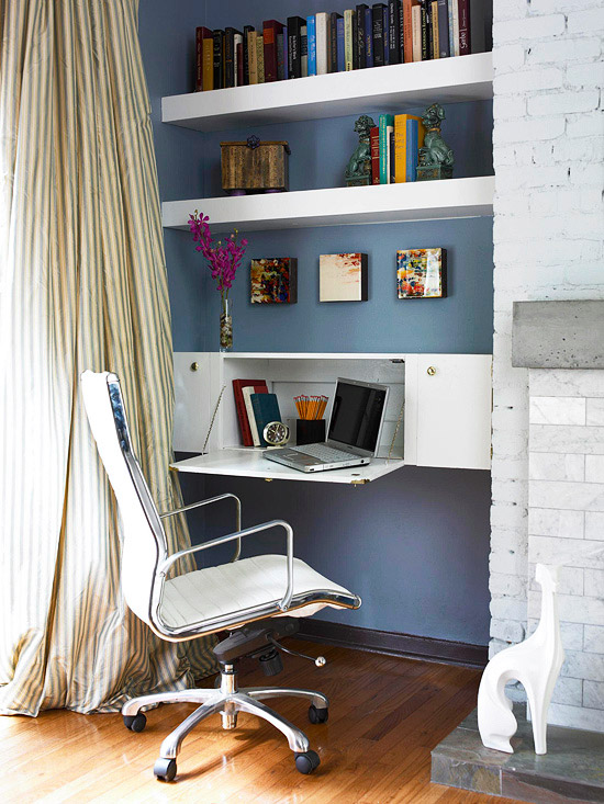 Modern furniture modern home office 2013 ideas storage - Small home office ideas ...