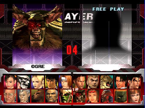 Tekken 3 (Game khủng trên PC)
