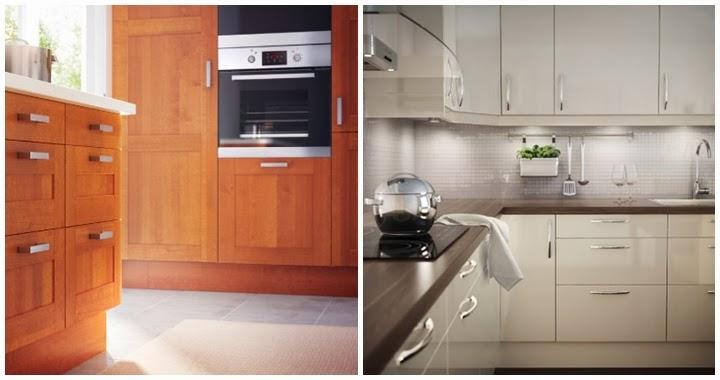 Marzua tiradores para cocinas de ikea for Tiradores muebles cocina
