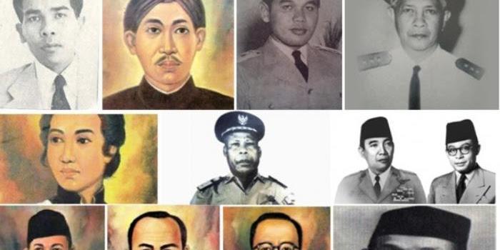 Gambar Gambar Pahlawan Dipecahan Rupiah Terbaru 2016