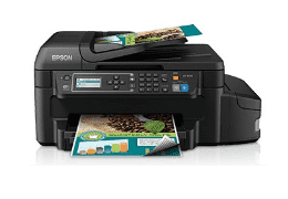Image Epson ET-4550 Printer Driver