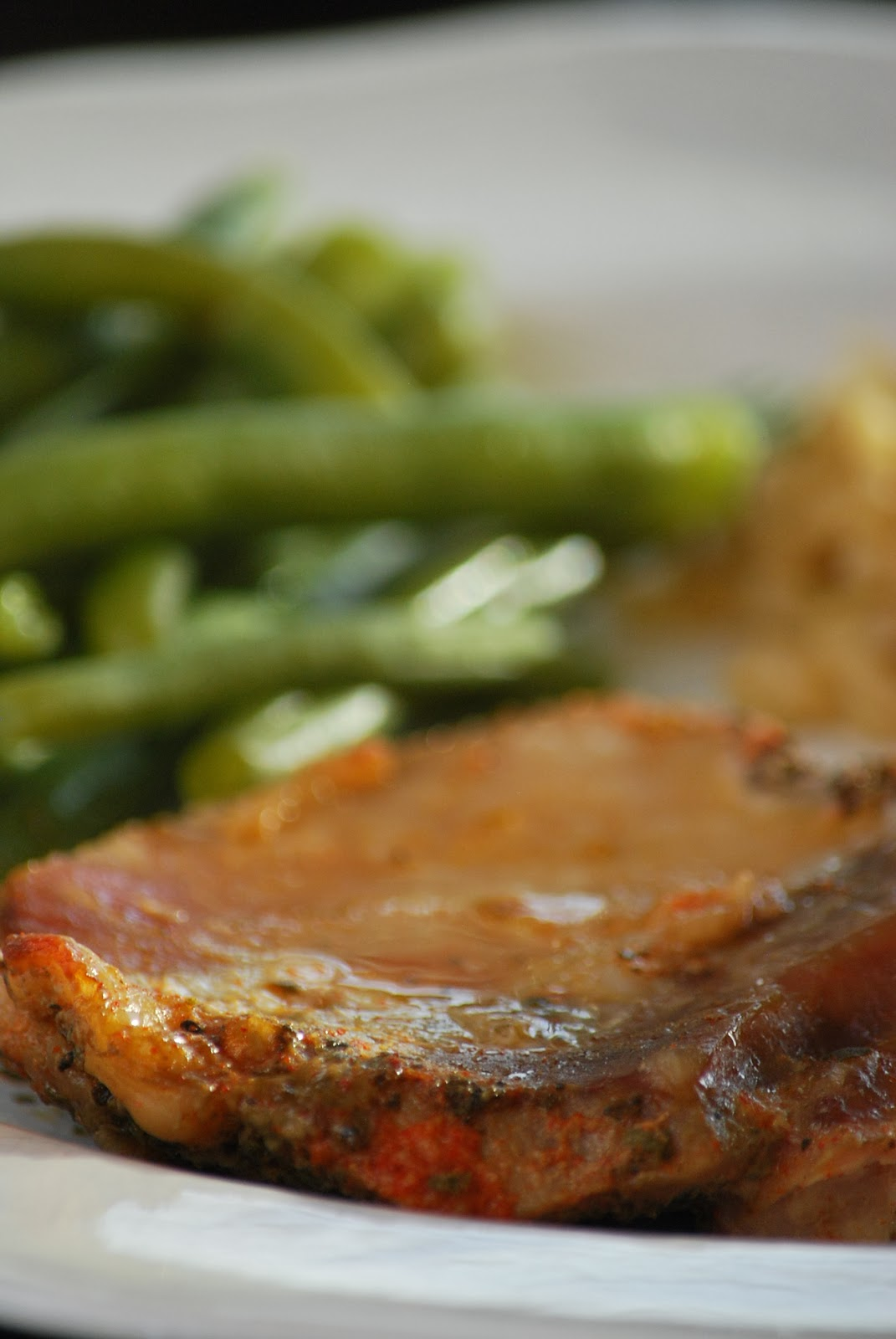 My Story In Recipes Crock Pot Pork Chops