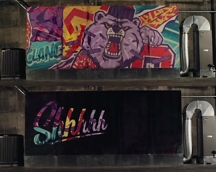 Murals mit Farbwechsel | Ashop x Lennox - Degrees Of Perfect