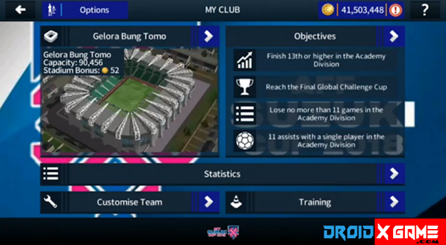 Download Game Android Dream League Soccer DLS 19 Mod AFF 2018
