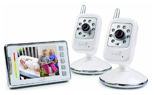 multi-room baby monitor