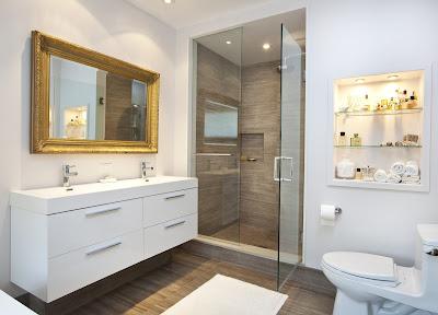 Cermin IKEA Untuk Kamar Mandi Modern