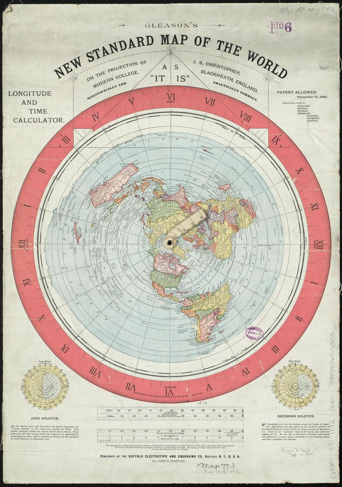 Menggemparkan Dunia Fakta Ini Mengungkapkan Bahwa Bumi Bentuknya